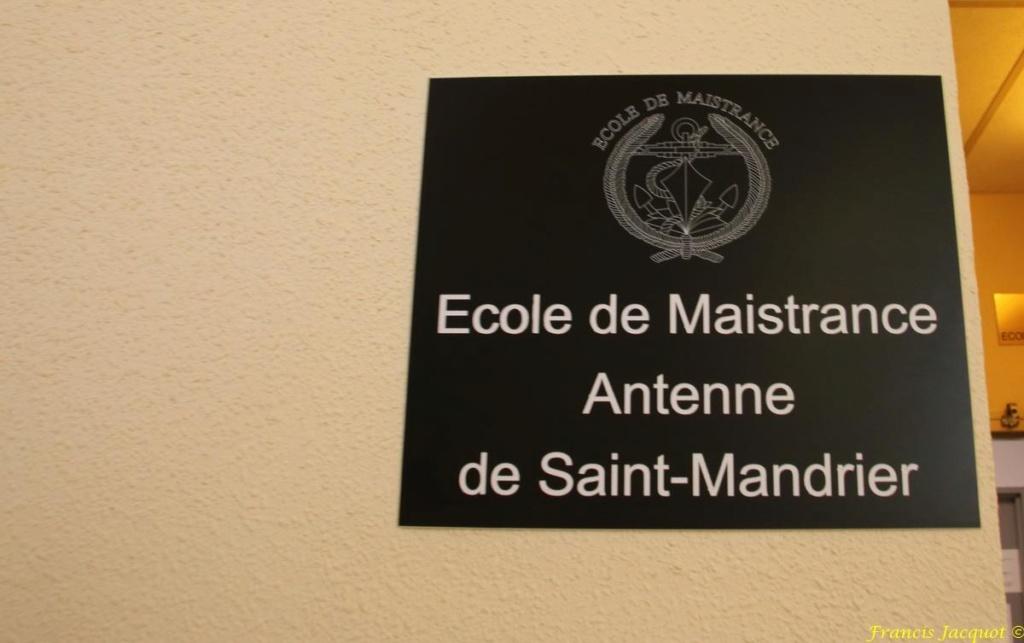 [ DIVERS - ÉCOLE DE MAISTRANCE] École de Maistrance à Saint-Mandrier 5519