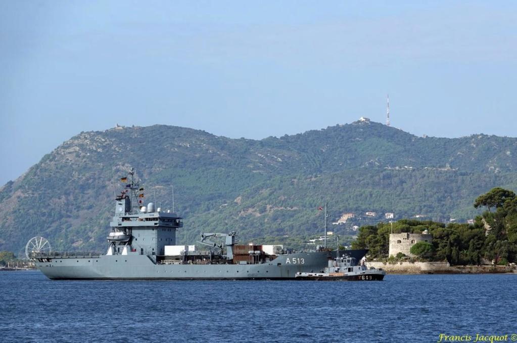 [Les ports militaires de métropole] Port de Toulon - TOME 1 - Page 21 A_513_10