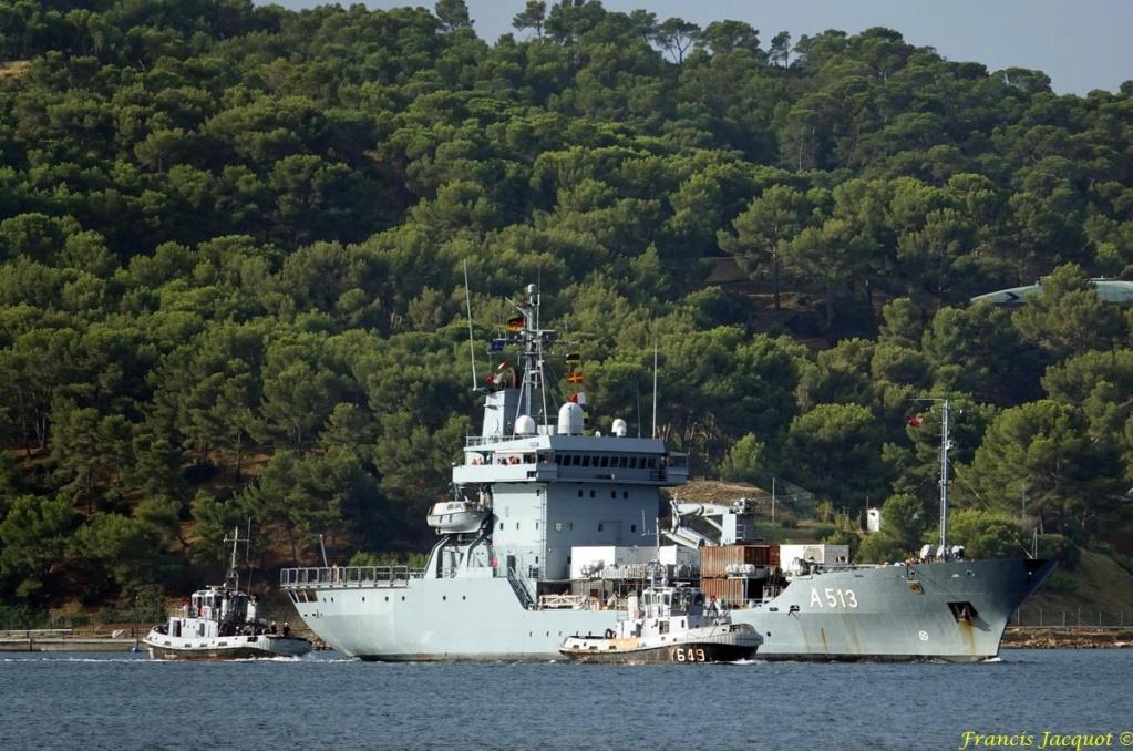 [Les ports militaires de métropole] Port de Toulon - TOME 1 - Page 21 A_513_11