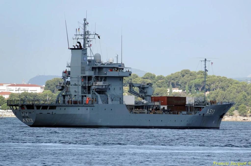 [Les ports militaires de métropole] Port de Toulon - TOME 1 - Page 21 A_513_13