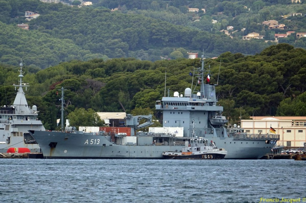 [Les ports militaires de métropole] Port de Toulon - TOME 1 - Page 21 A_513_14