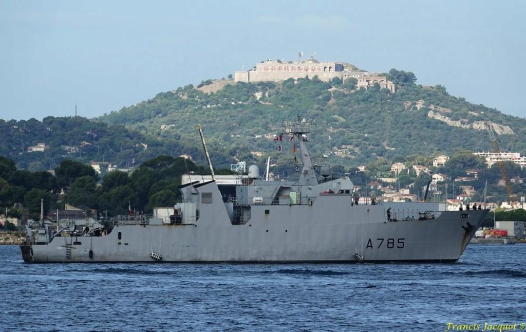 [Les ports militaires de métropole] Port de Toulon - TOME 1 - Page 21 A_785_11