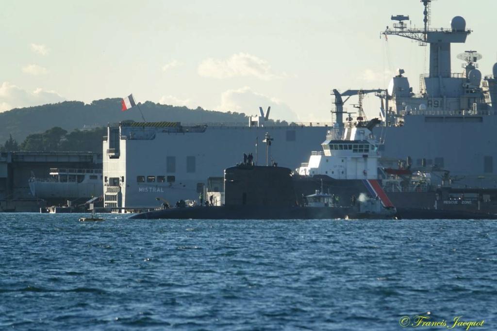 [Les ports militaires de métropole] Port de Toulon - TOME 1 - Page 40 Dsc01514