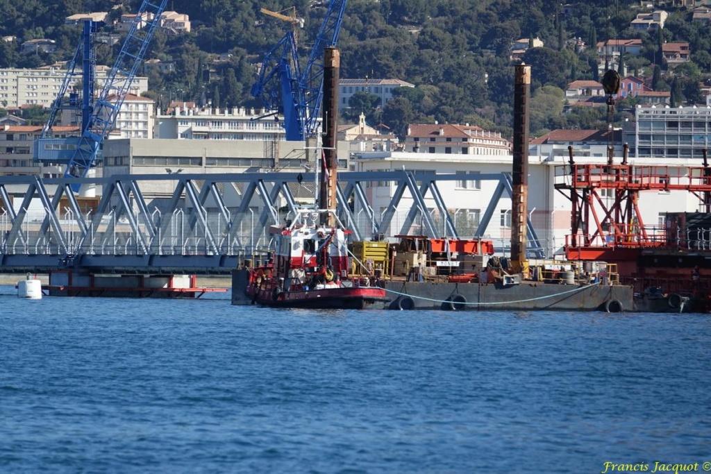 [LES PORTS MILITAIRES DE MÉTROPOLE] Mouvements de Bâtiments dans la rade de Toulon - Page 24 Dsc01820