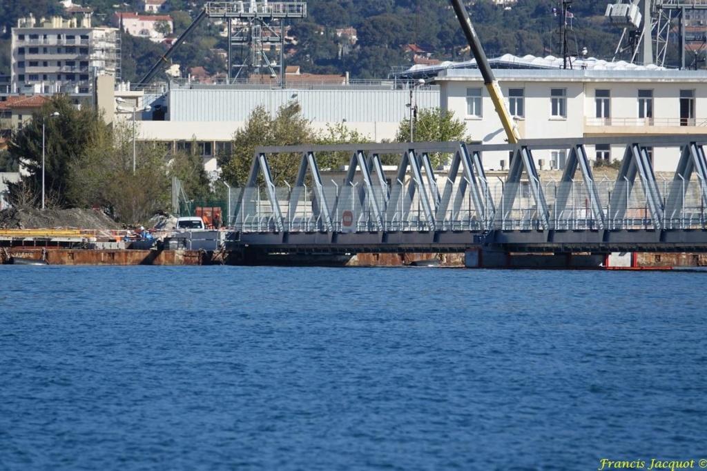 [LES PORTS MILITAIRES DE MÉTROPOLE] Mouvements de Bâtiments dans la rade de Toulon - Page 24 Dsc01824