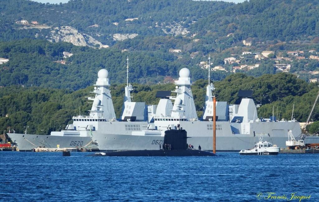 [Les ports militaires de métropole] Port de Toulon - TOME 1 - Page 42 Dsc01835