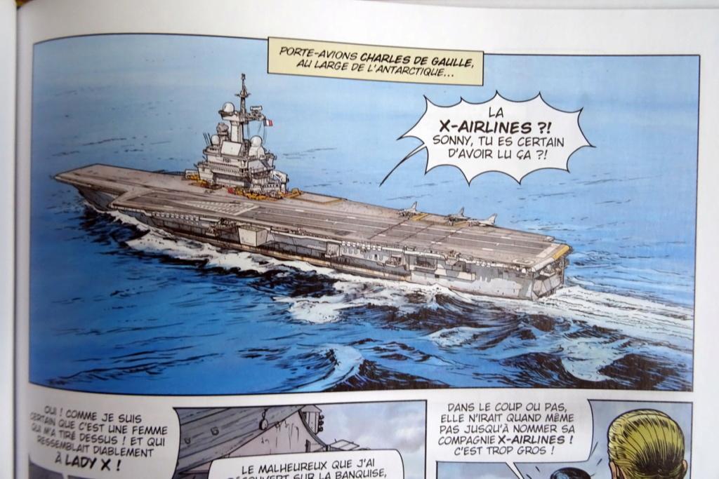 [ Porte-Avions Nucléaire ] Charles De Gaulle Tome 3 - Page 29 Dsc02420