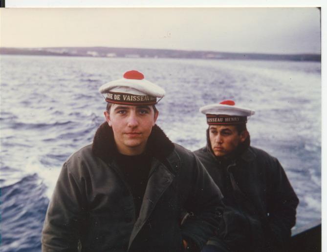 [LES TRADITIONS DANS LA MARINE] Les blousons de Mer Kergue10