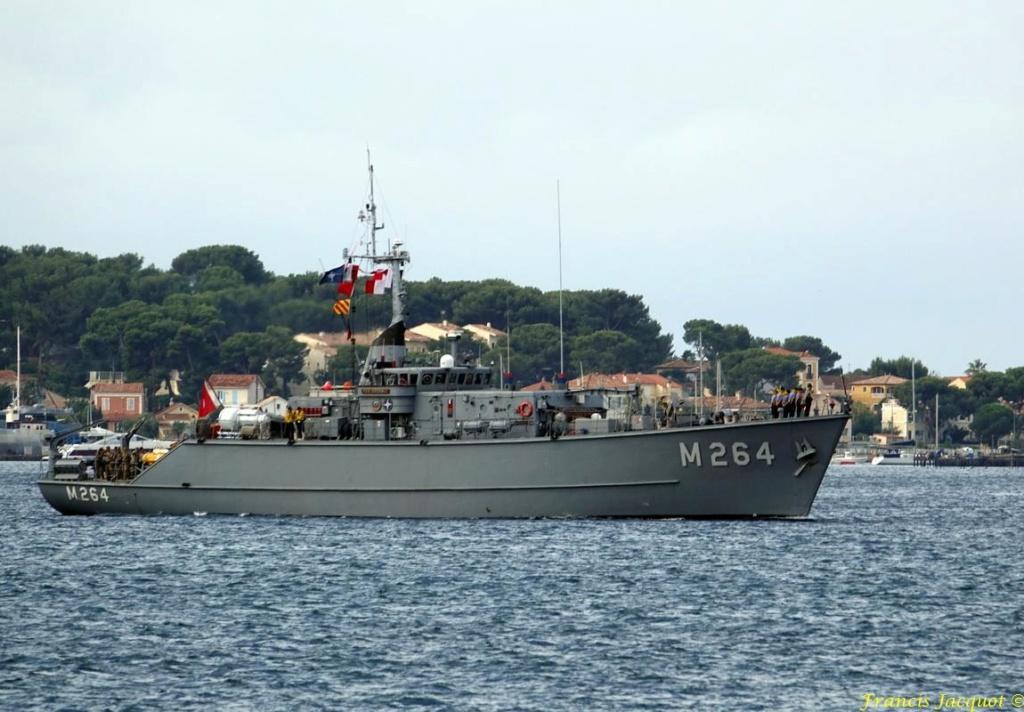 [Les ports militaires de métropole] Port de Toulon - TOME 1 - Page 21 M_264_10