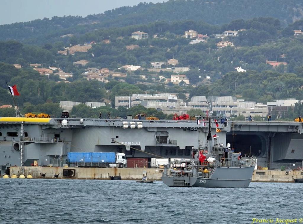 [Les ports militaires de métropole] Port de Toulon - TOME 1 - Page 21 M_264_15