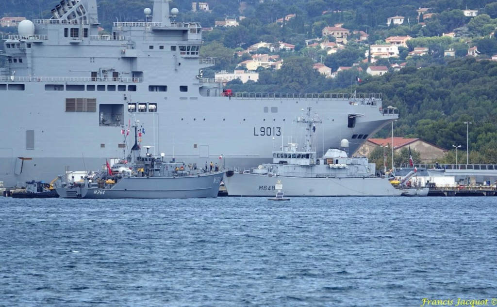 [Les ports militaires de métropole] Port de Toulon - TOME 1 - Page 21 M_264_16
