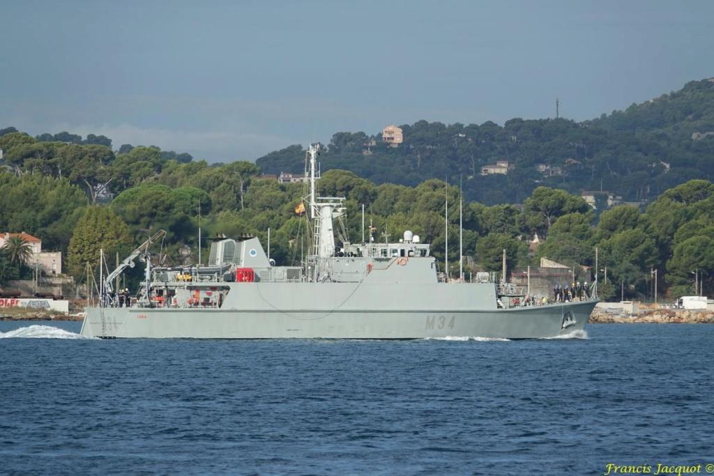 [Les ports militaires de métropole] Port de Toulon - TOME 1 - Page 21 M_34_t11