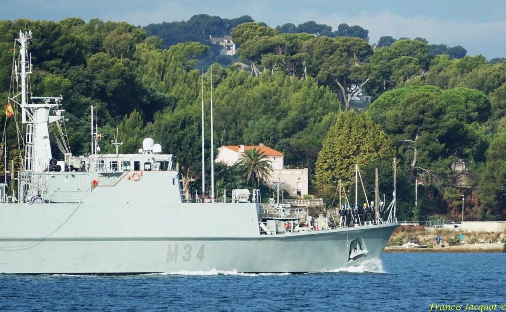 [Les ports militaires de métropole] Port de Toulon - TOME 1 - Page 21 M_34_t12