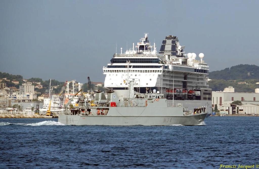 [Les ports militaires de métropole] Port de Toulon - TOME 1 - Page 21 M_34_t13