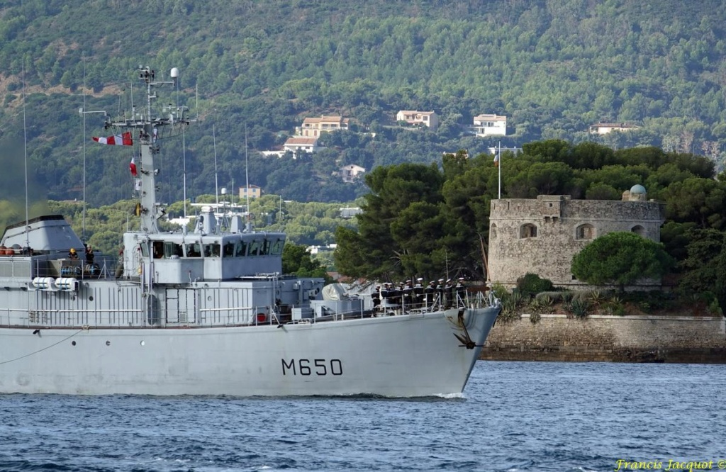 [Les ports militaires de métropole] Port de Toulon - TOME 1 - Page 21 M_650_11
