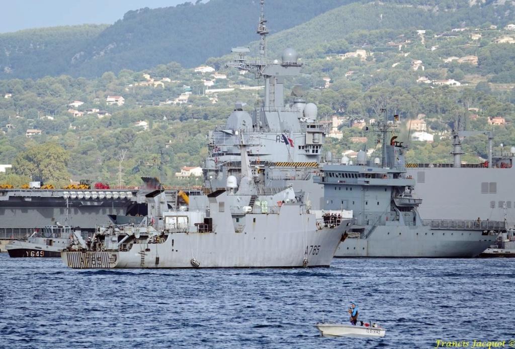 [Les ports militaires de métropole] Port de Toulon - TOME 1 - Page 21 M_650_12