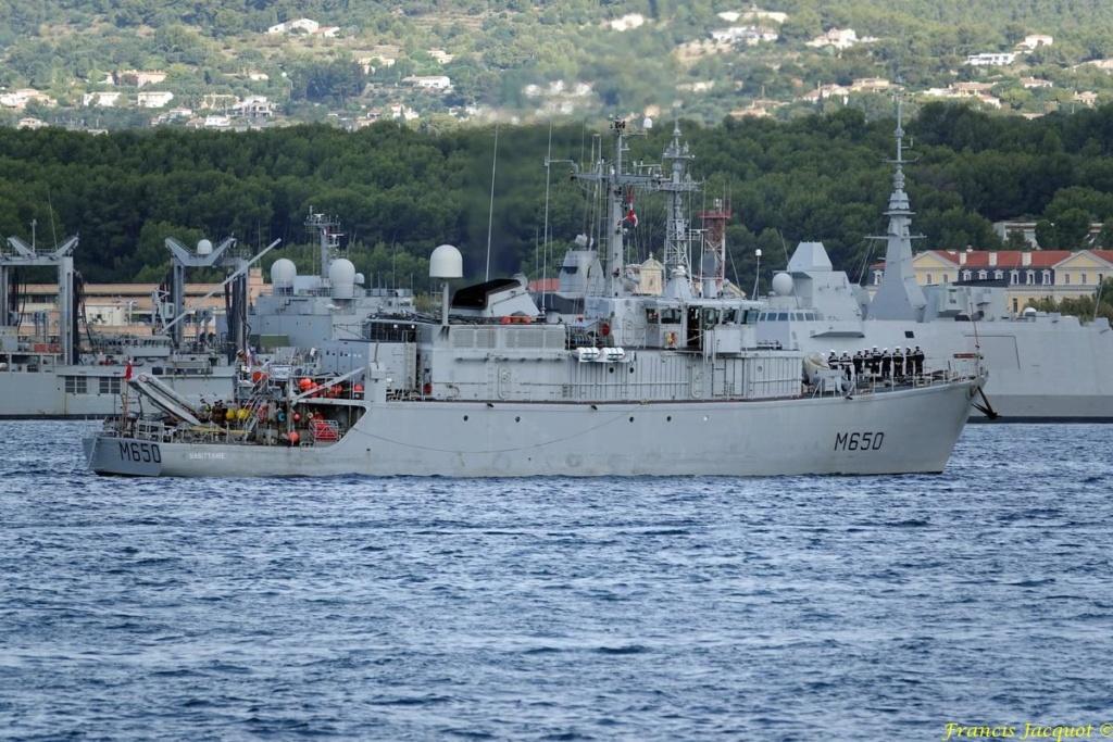 [Les ports militaires de métropole] Port de Toulon - TOME 1 - Page 21 M_650_13