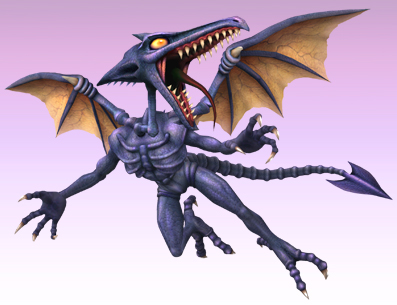 Top 5 Favorite Video Game Characters Ridley10