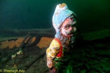 Vivian - Sunshine diving!! Dscf9216