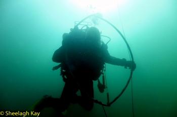 Vivian - Sunshine diving!! Dscf9313
