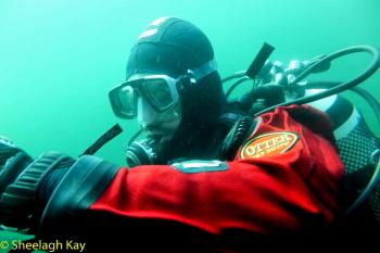 Vivian - Sunshine diving!! Dscf9318