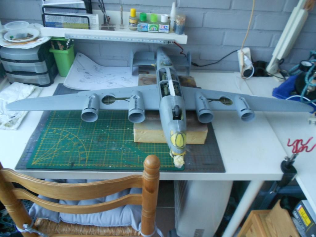 b-24j liberator au 1/32 hobby boss - Page 5 Aileds14