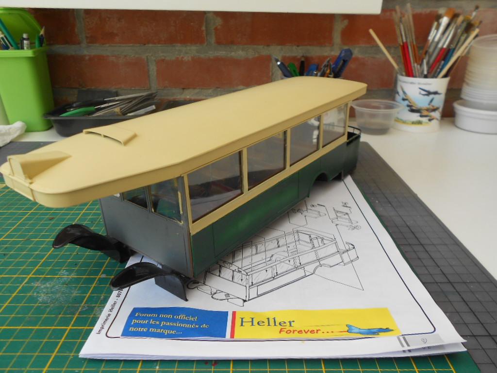 Autobus parisien TN6 C2 1/24 Heller  - Page 3 Autobu64