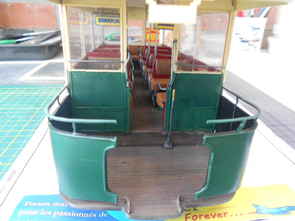 autobus parisien tn6 c2 1/24 heller  - Page 2 Autobu75
