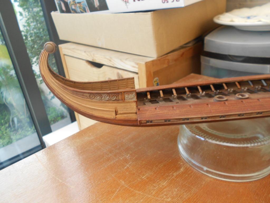 Roman Warship 1/72 Academy Bireme17