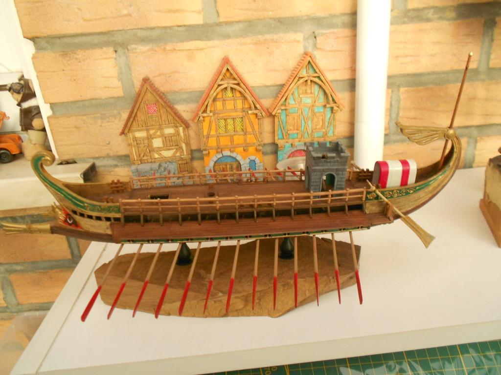 Roman Warship 1/72 Academy - Page 2 Bireme28