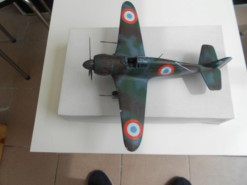 Bloch MB 152C1. Early version 1/32 Special Hobby Bloch_22