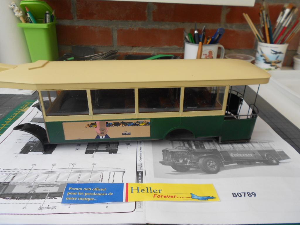 Autobus parisien TN6 C2 1/24 Heller  - Page 3 Bus_dy14