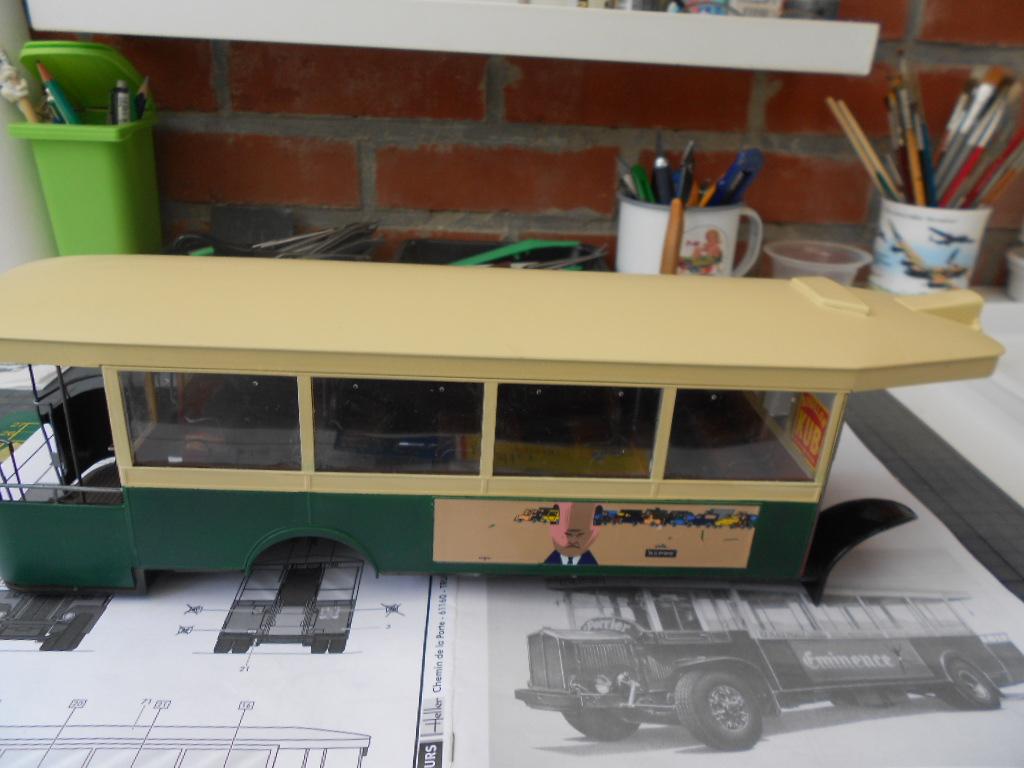 autobus parisien tn6 c2 1/24 heller  - Page 2 Bus_dy28