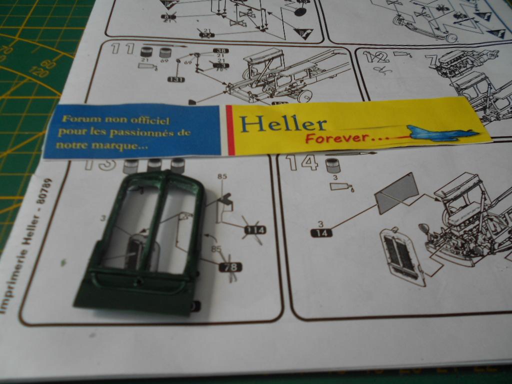 Autobus parisien TN6 C2 1/24 Heller  - Page 4 Caland16