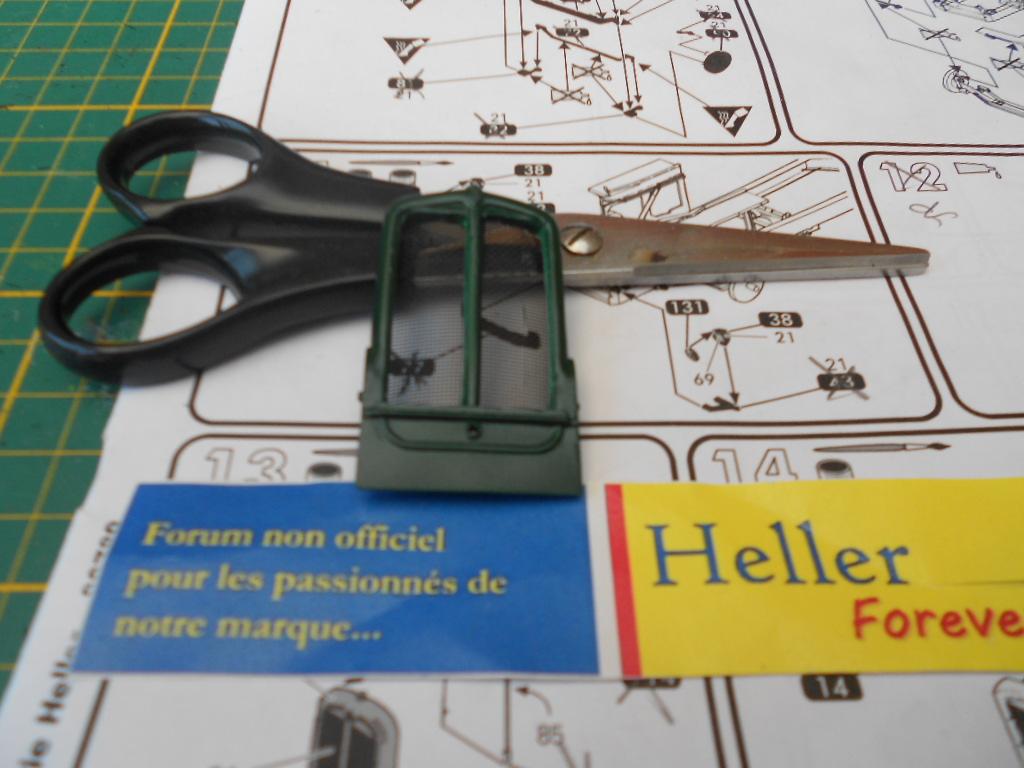 autobus parisien tn6 c2 1/24 heller  - Page 2 Caland30