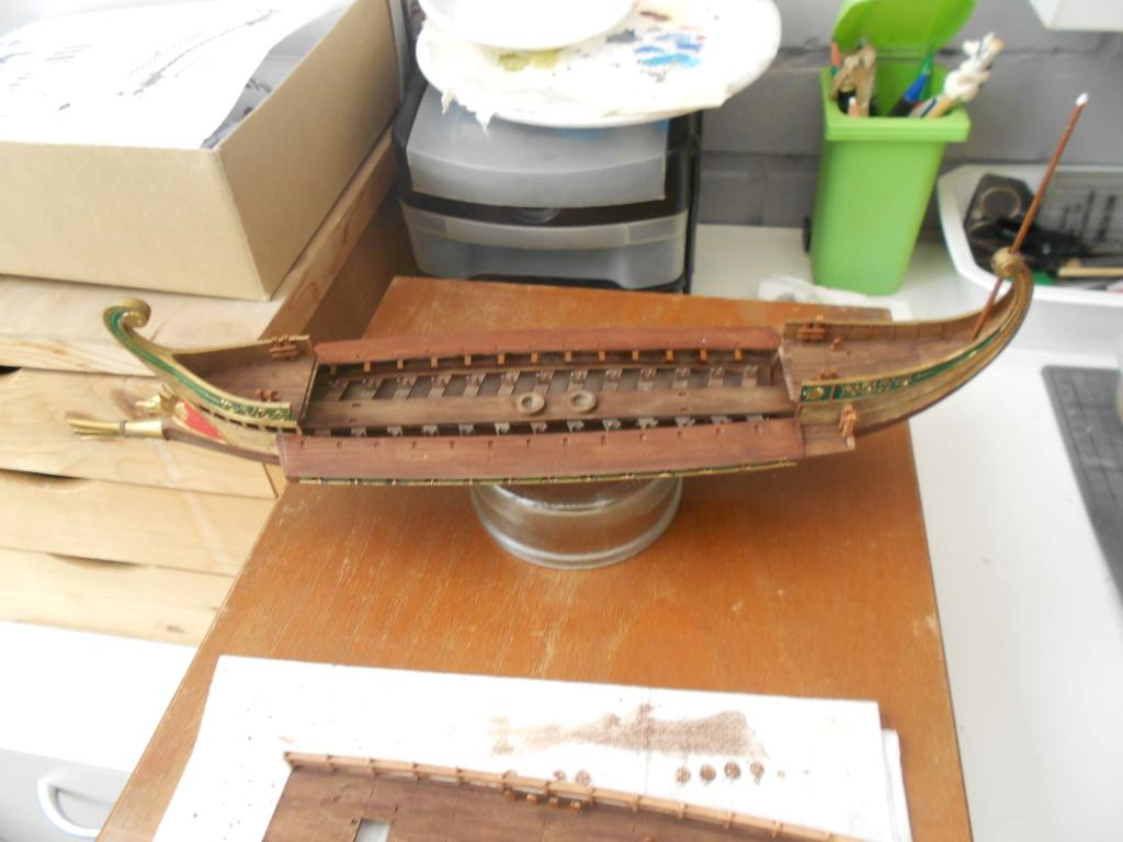 roman warship au 1/72 ème Coque_12