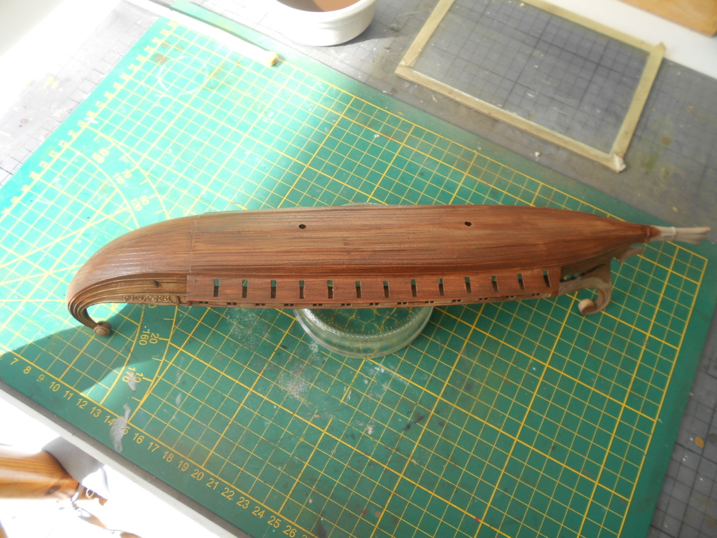 Roman Warship 1/72 Academy Coqued16