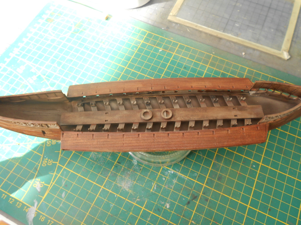 Roman Warship 1/72 Academy Coqued17