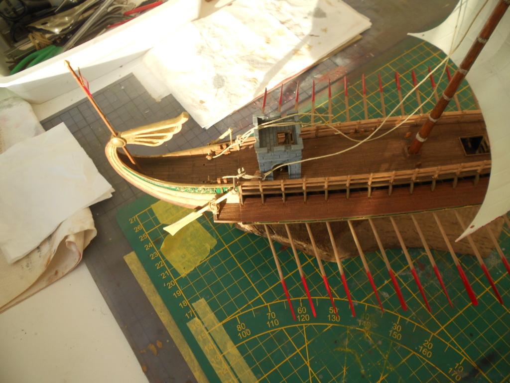 roman warship au 1/72 academy  - Page 2 Cordag21