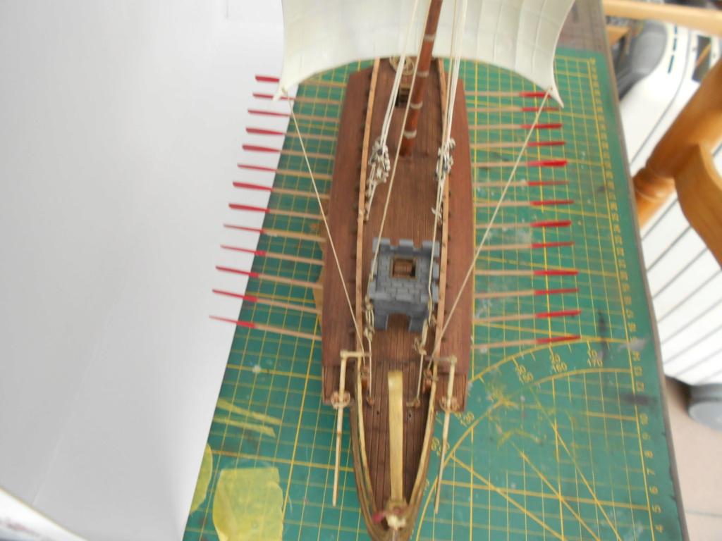 Roman Warship 1/72 Academy - Page 4 Cordag27