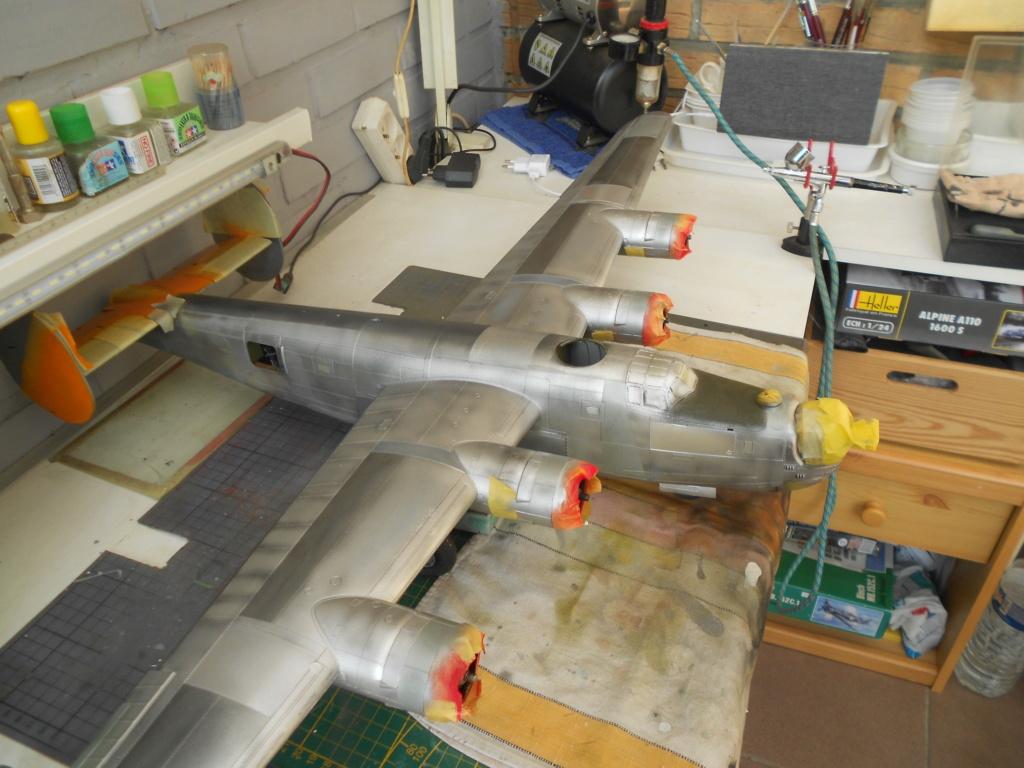 B-24J Liberator - Hobby Boss - 1/32 - Page 5 Couleu52