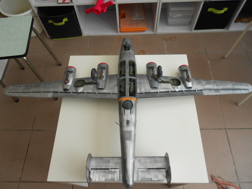 B-24J Liberator - Hobby Boss - 1/32 - Page 5 Couleu56