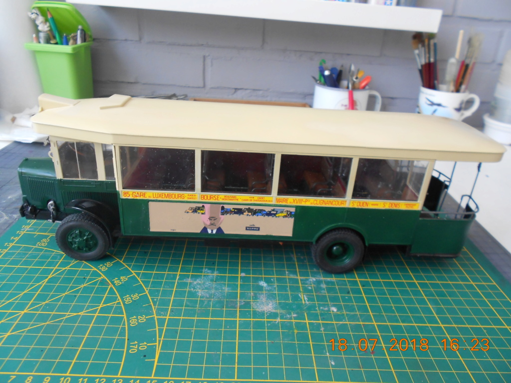 Autobus parisien TN6 C2 1/24 Heller  - Page 4 Dscn0054