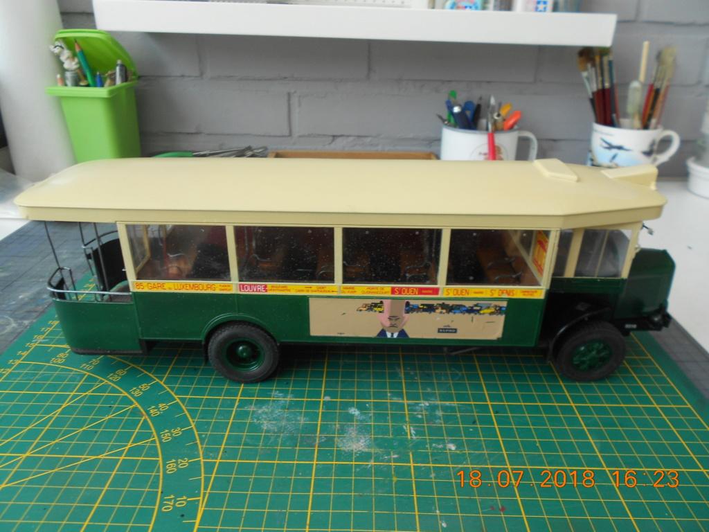 Autobus parisien TN6 C2 1/24 Heller  - Page 4 Dscn0056