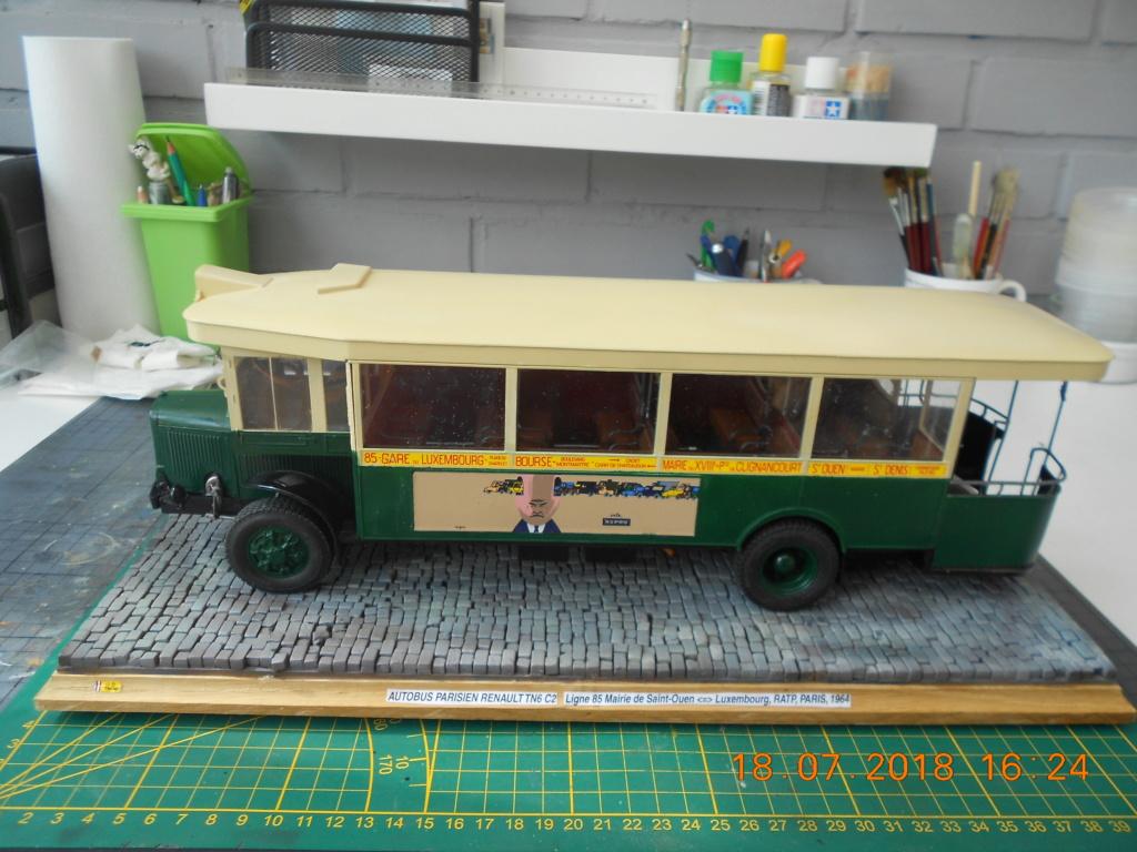Autobus parisien TN6 C2 1/24 Heller  - Page 4 Dscn0058