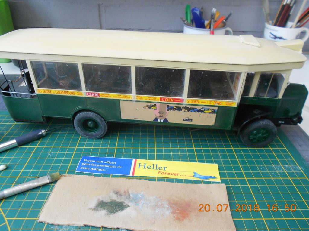 Autobus parisien TN6 C2 1/24 Heller  - Page 5 Dscn0079