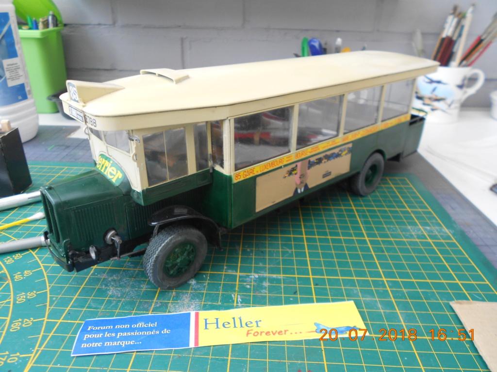 Autobus parisien TN6 C2 1/24 Heller  - Page 5 Dscn0081