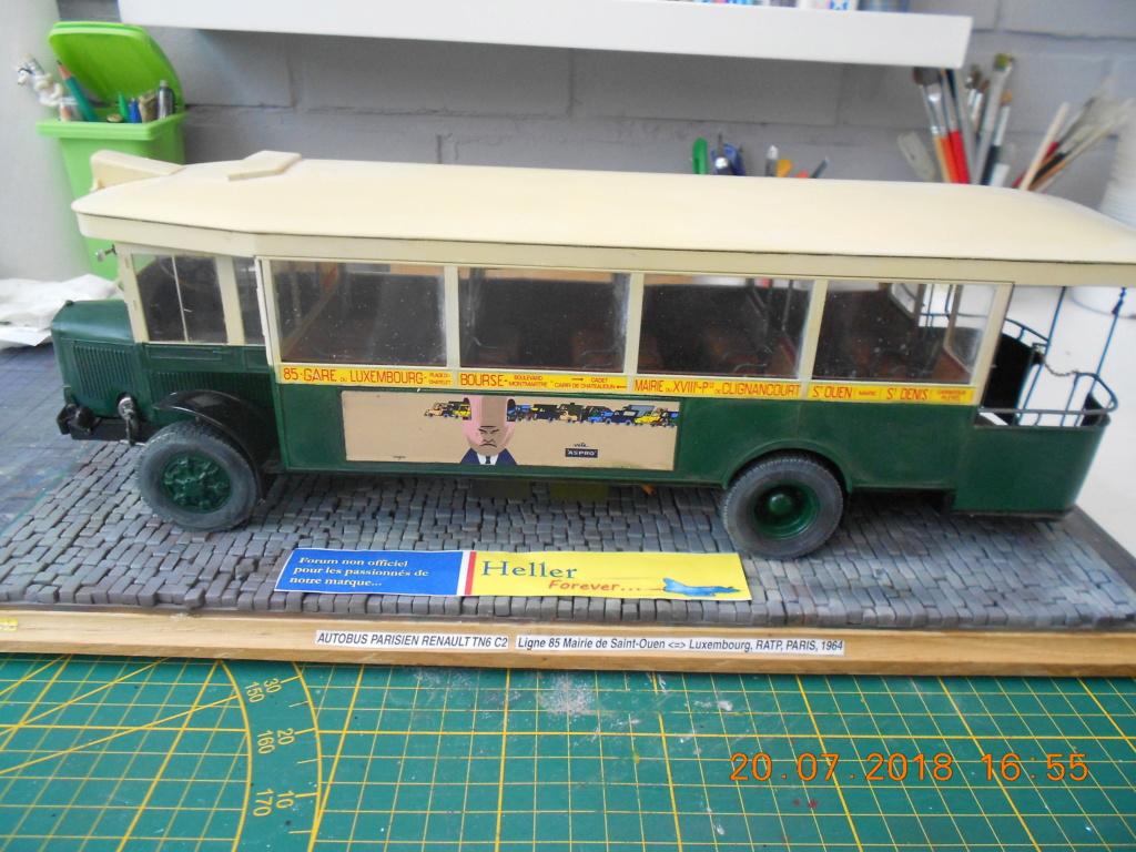 Autobus parisien TN6 C2 1/24 Heller  - Page 5 Dscn0082