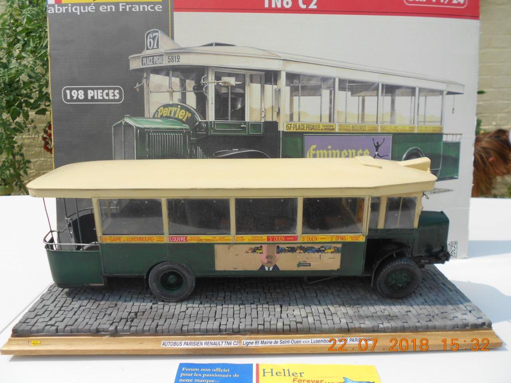 Autobus parisien TN6 C2 1/24 Heller  - Page 5 Dscn0106