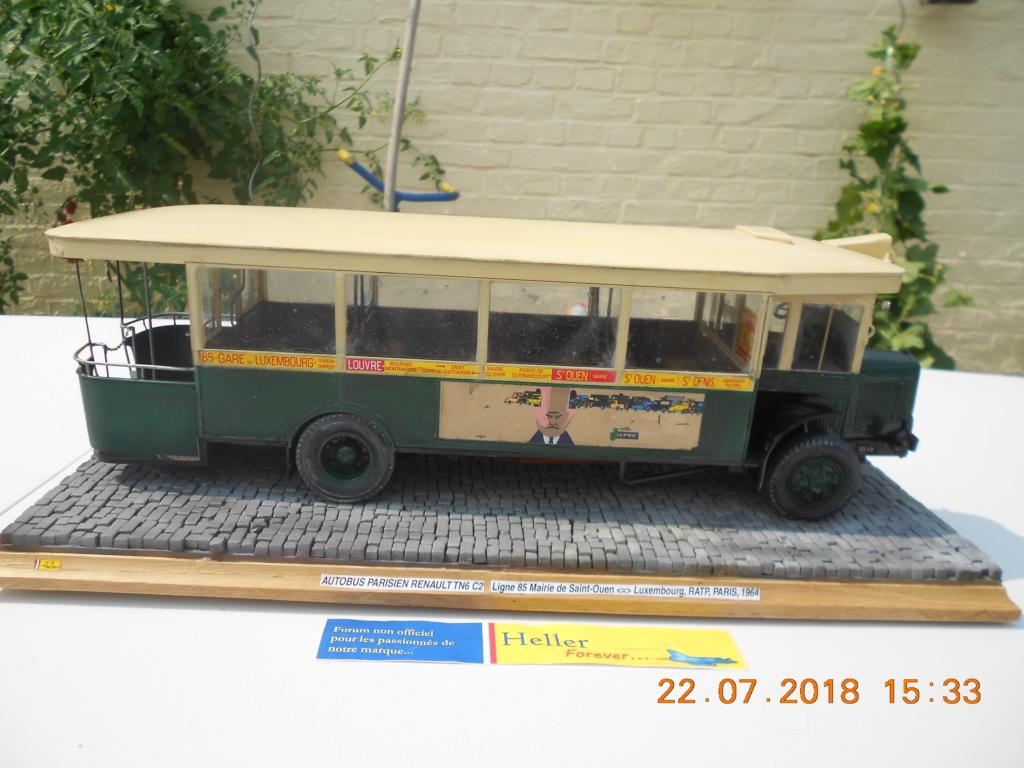 Autobus parisien TN6 C2 1/24 Heller  - Page 5 Dscn0107